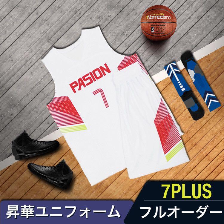 昇華バスケユニフォーム007